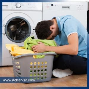 هزینه تعمیر ماشین لباسشویی ال جی