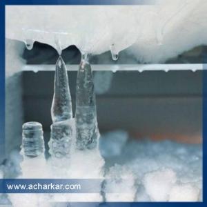 تعمیر و عیب یابی یخچال ال جی